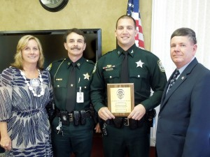Indian River's Officer of the Year